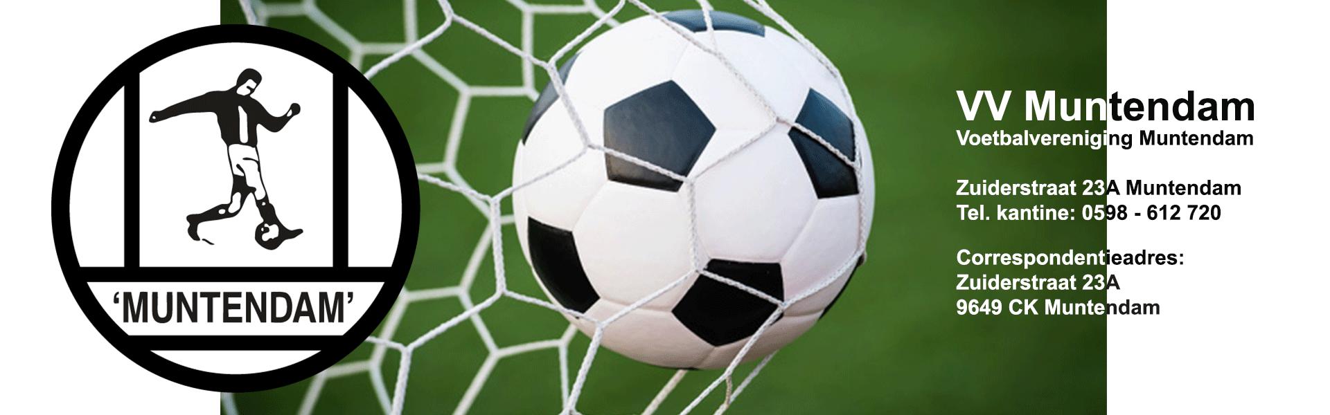 VV MUNTENDAM voetbalvereniging